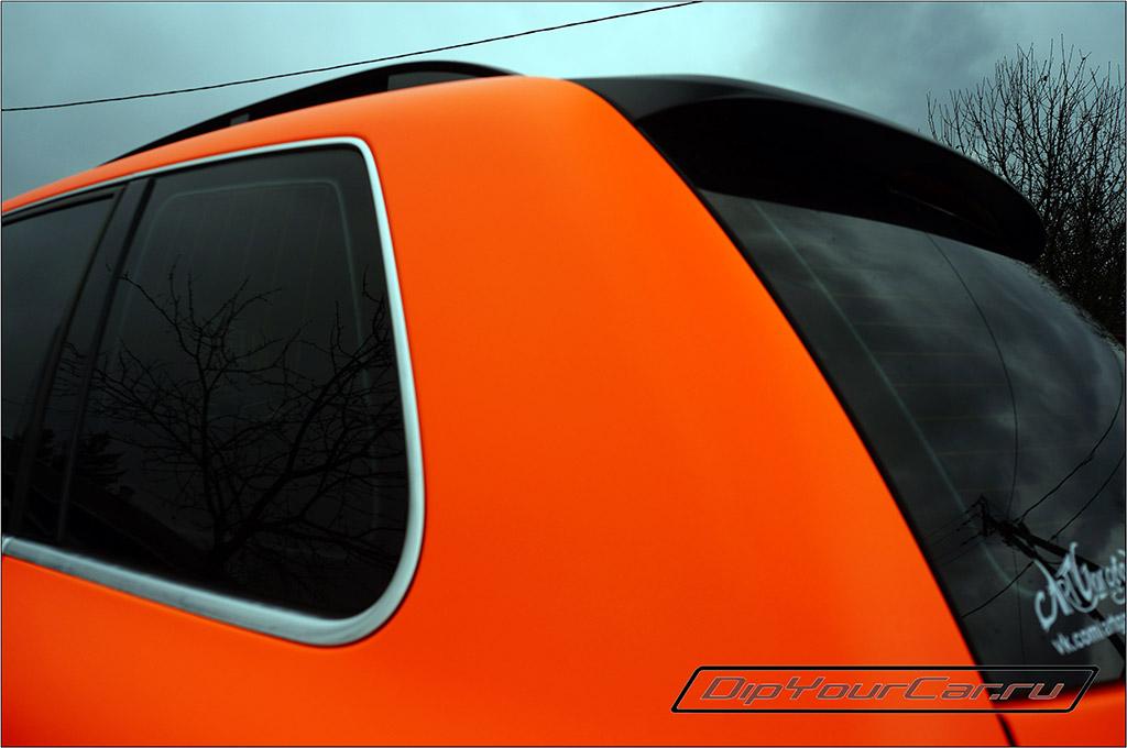 оранжевый blaze plasti dip