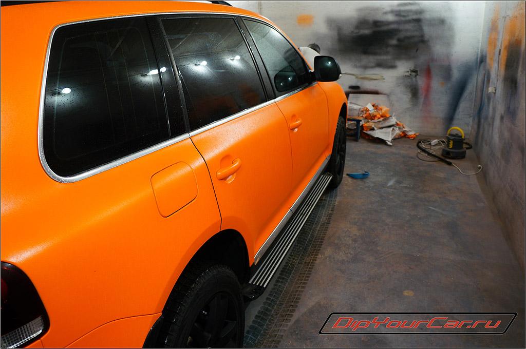 Fluorescent Orange PLASTI DIP и Glossifier