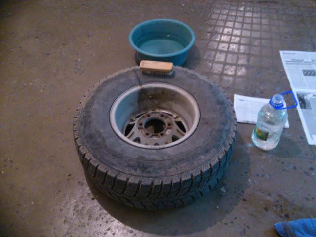 Диск и колесо PLASTIDIP