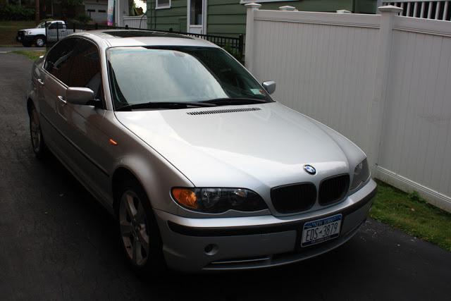 PLASTI DIP Черный spray на BMW