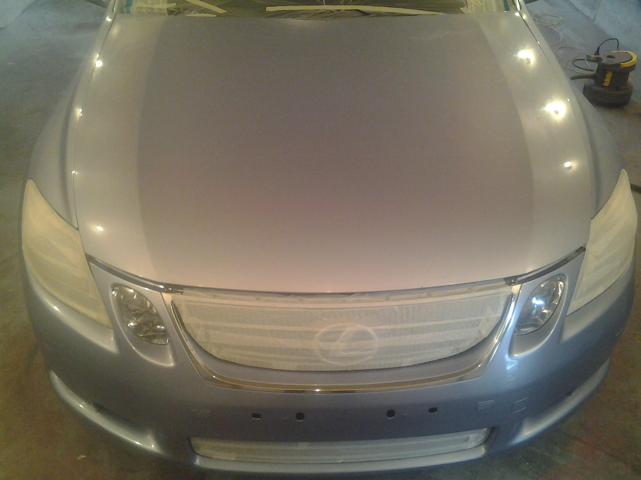 Жидкая резина PLASTI DIP и Rubber Dip красного цвета на кузове авто