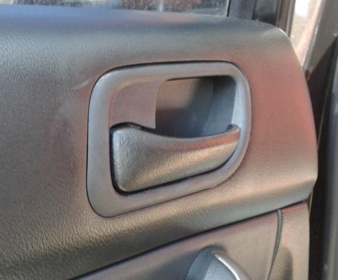 Жидкая Резина на ручках дверей