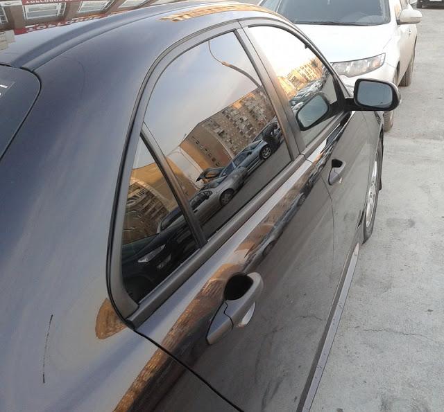 Удаляем хром на авто с помощью жидкой резины - Plasti dip vs Хром