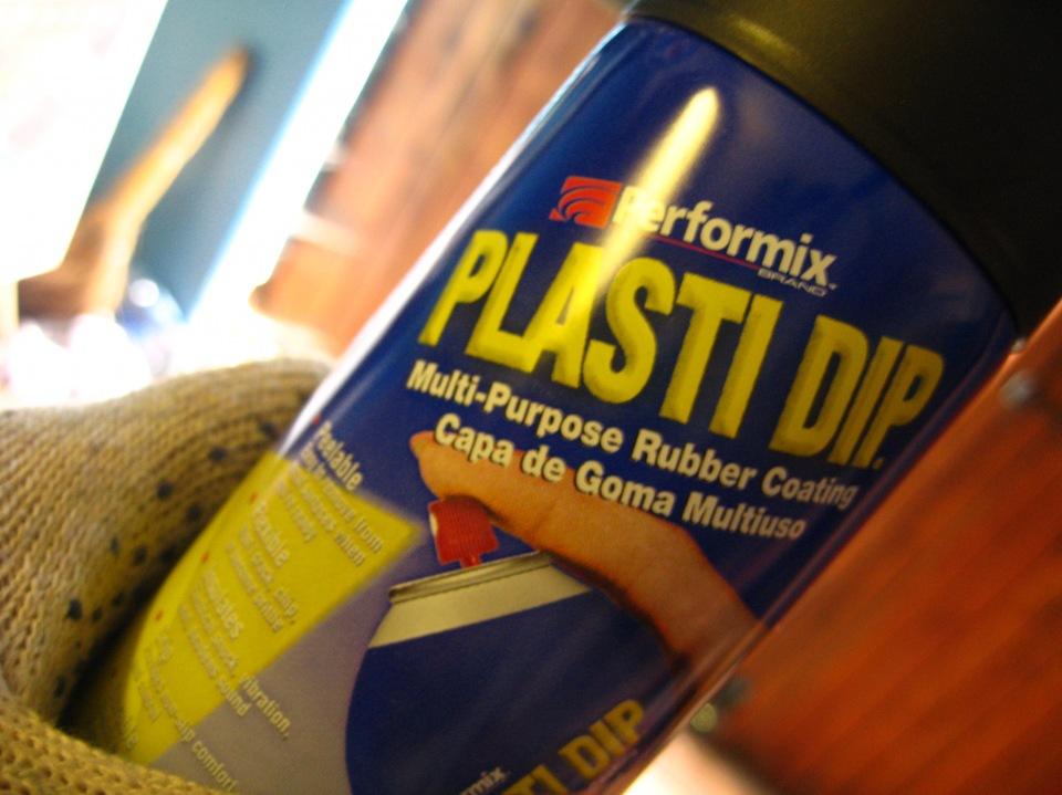 Спрей жидкой резины PLASTI DIP