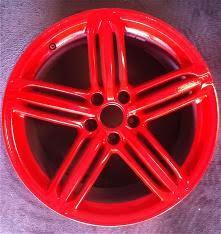 PLASTI DIP глянцевый красный цвет 1