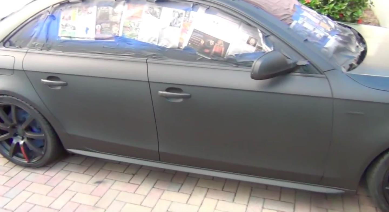 Покрасить машину пластидипом своими руками